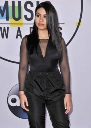Alessia Cara - 2017 American Music Awards in Los Angeles