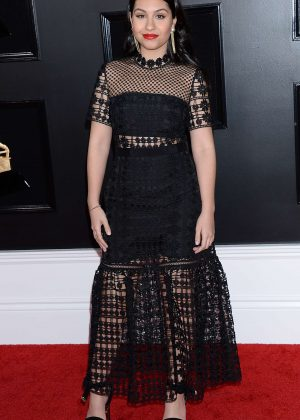 Alessia Cara - 2019 Grammy Awards in Los Angeles