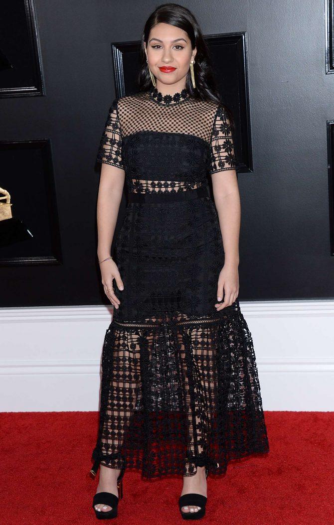 Alessia Cara – 2019 Grammy Awards in Los Angeles