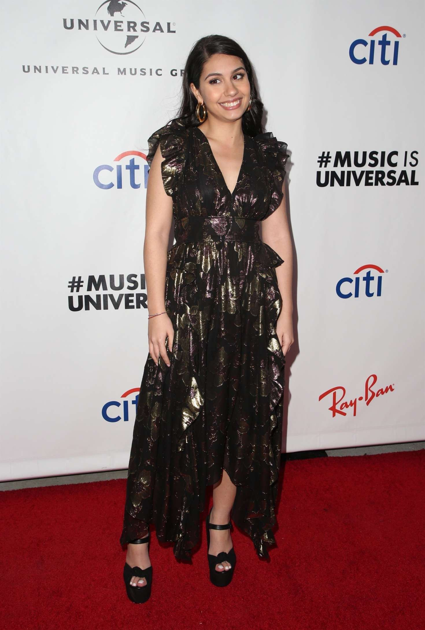 Alessia Cara 2019 : Alessia Cara: 2019 Universals Grammys After Party -05
