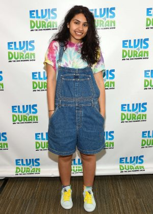 Alessia Cara - Visits 'The Elvis Duran Z100 Morning Show' in NYC