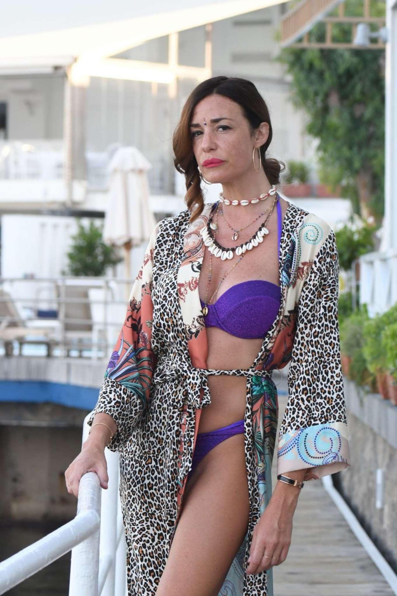 Alessia Fabiani in Bikini 2019-04 | GotCeleb