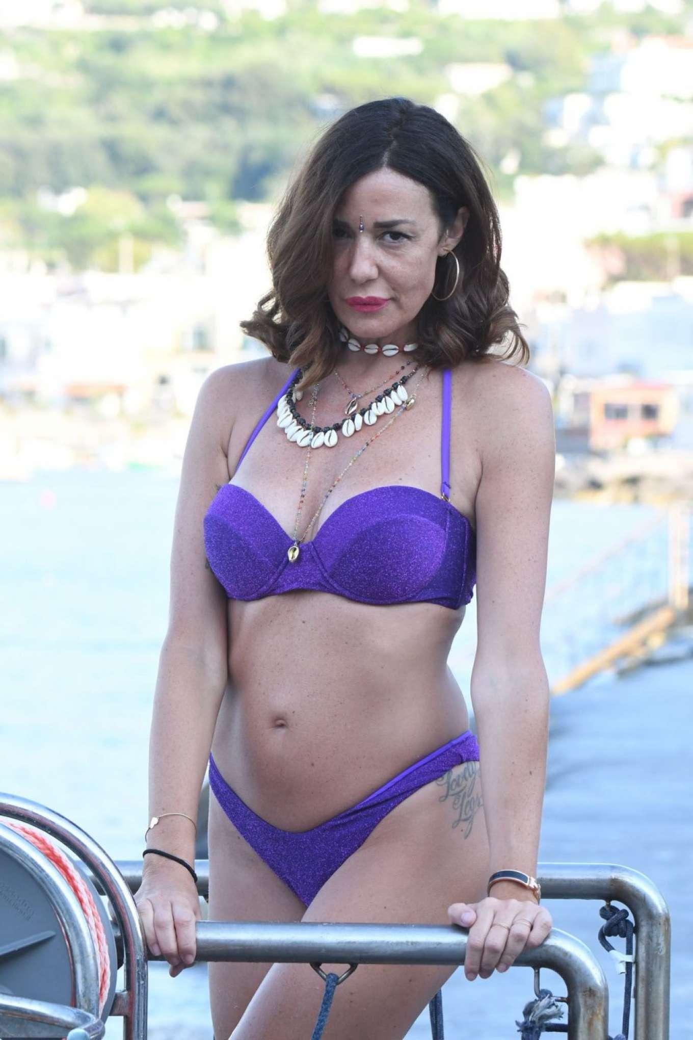 Alessia Fabiani in Bikini 2019-07 | GotCeleb