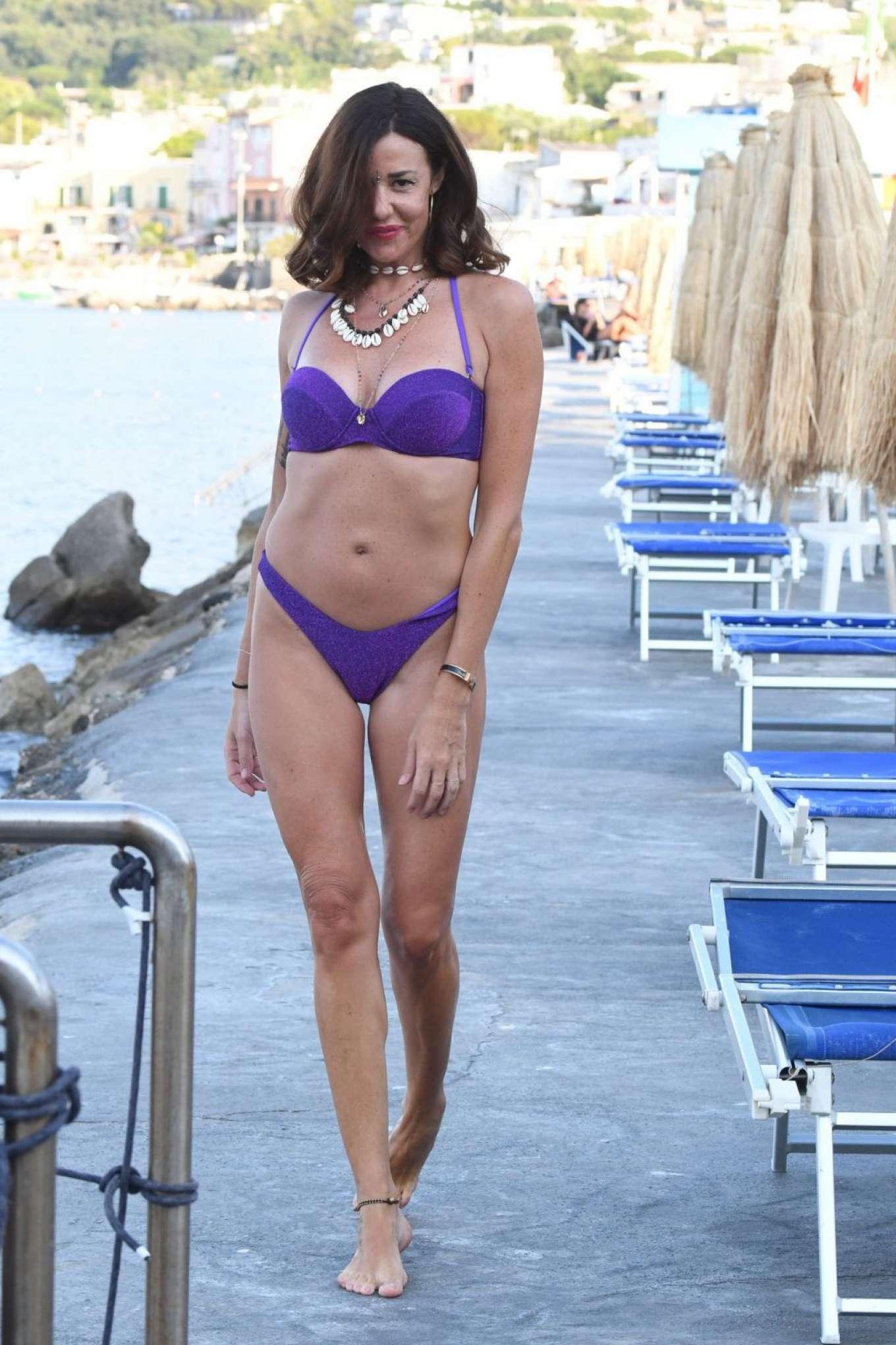 Alessia Fabiani in Bikini 2019-21 | GotCeleb