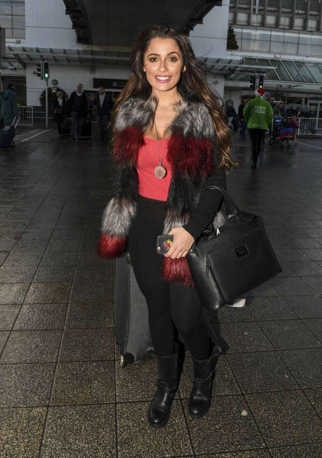 Alessia Macari out in Dublin