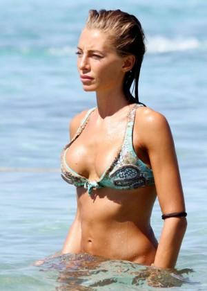 Alessia Tedeschi Hot in Bikini -10