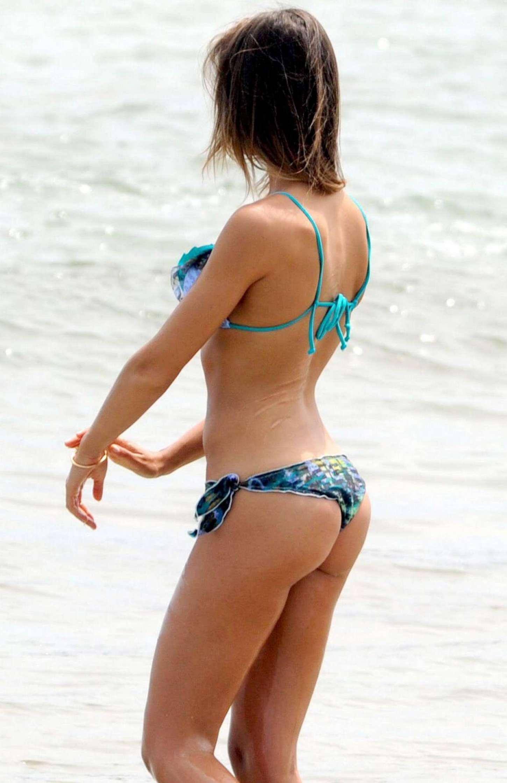 Alessia Tedeschi in Bikini -04