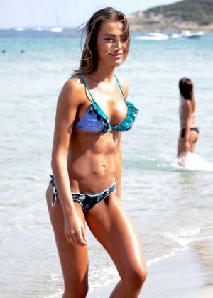 Alessia Tedeschi in Bikini -06