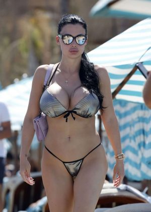 Aletta Ocean In Bikini 2018 14 Full Size