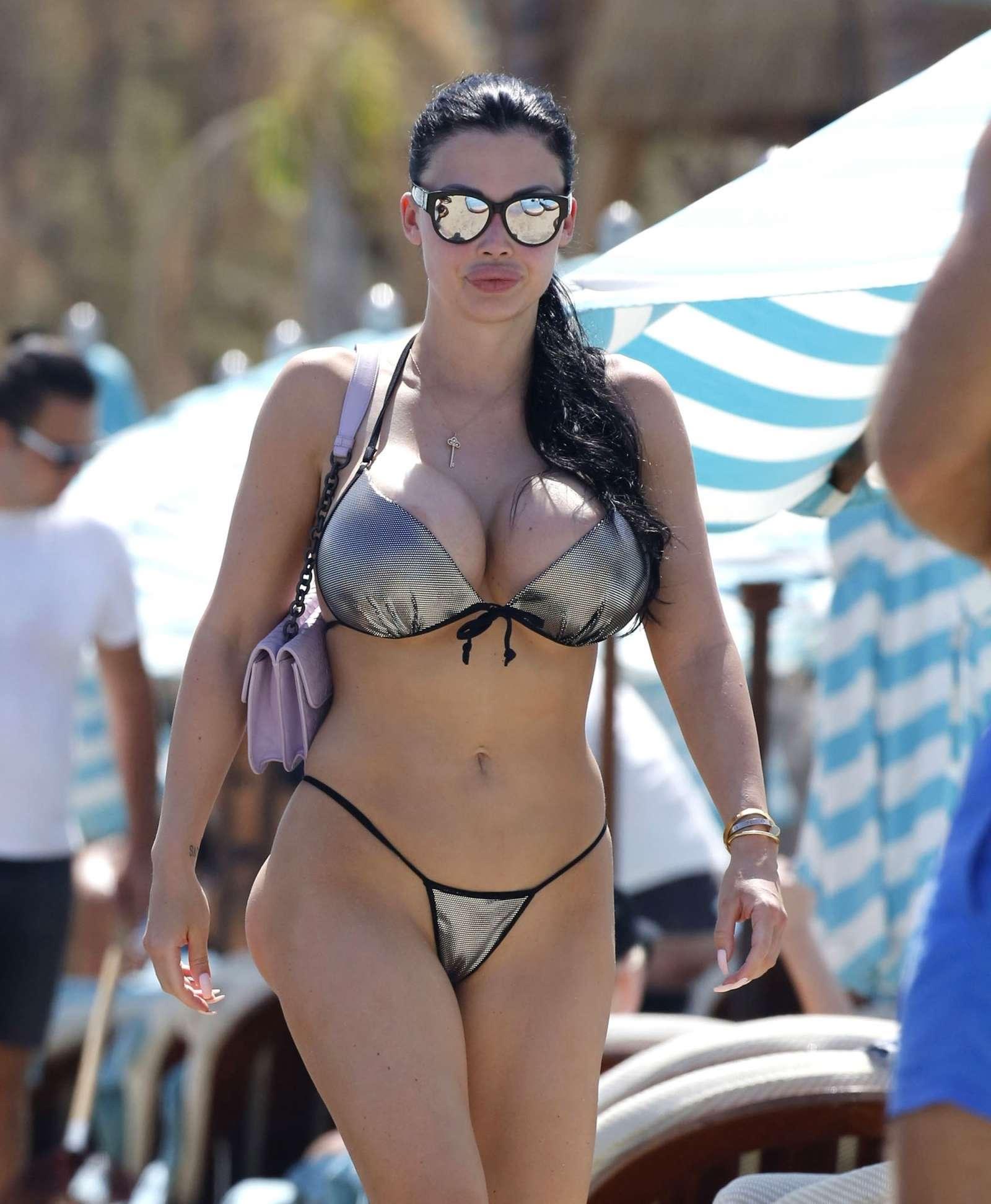 Aletta Ocean In Bikini 2018 06 Full Size