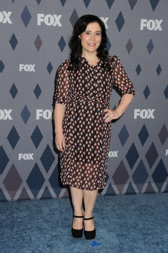 Alex Borstein - FOX TCA Winter 2016 All-Star Party in Pasadena