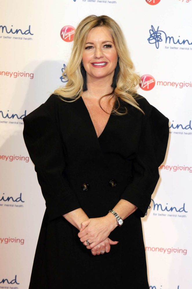 Alex Fletcher - Virgin Money Giving Mind Media Awards 2017 in London