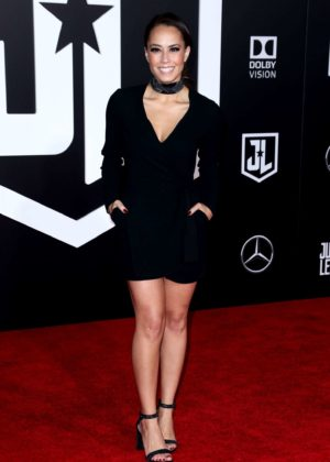 Alex Hudgens - 'Justice League' Premiere in LA