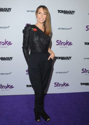 Alex Jones - Life After Stroke Awards 2017 in London