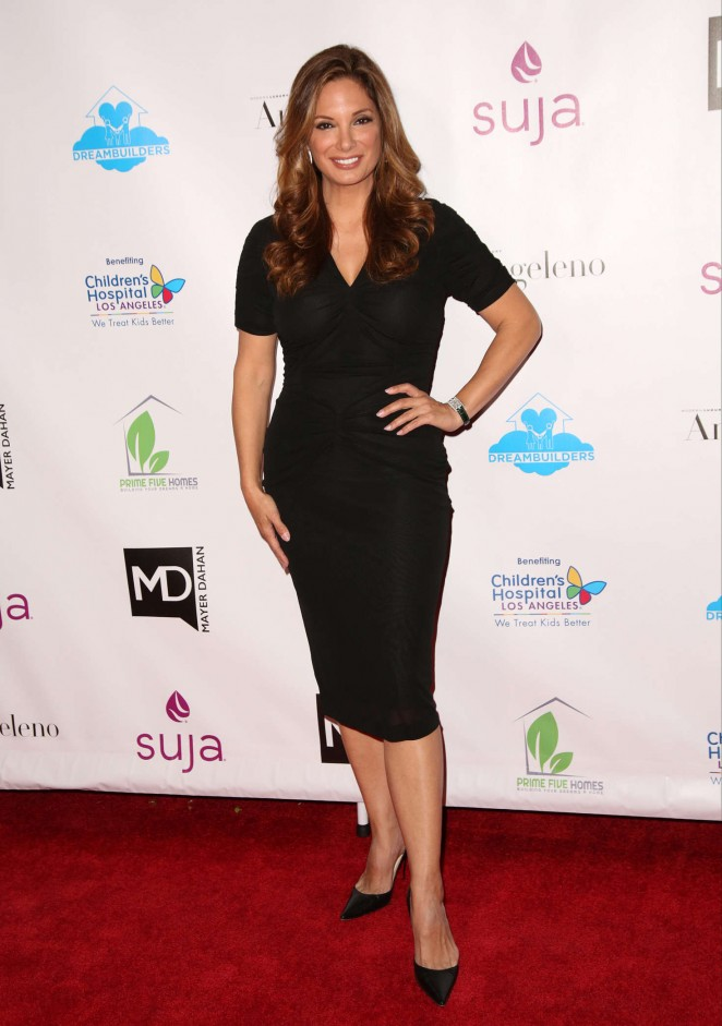 Alex Meneses - 3rd Annual 'A Brighter Future For Children' Charity Gala in Hollywood