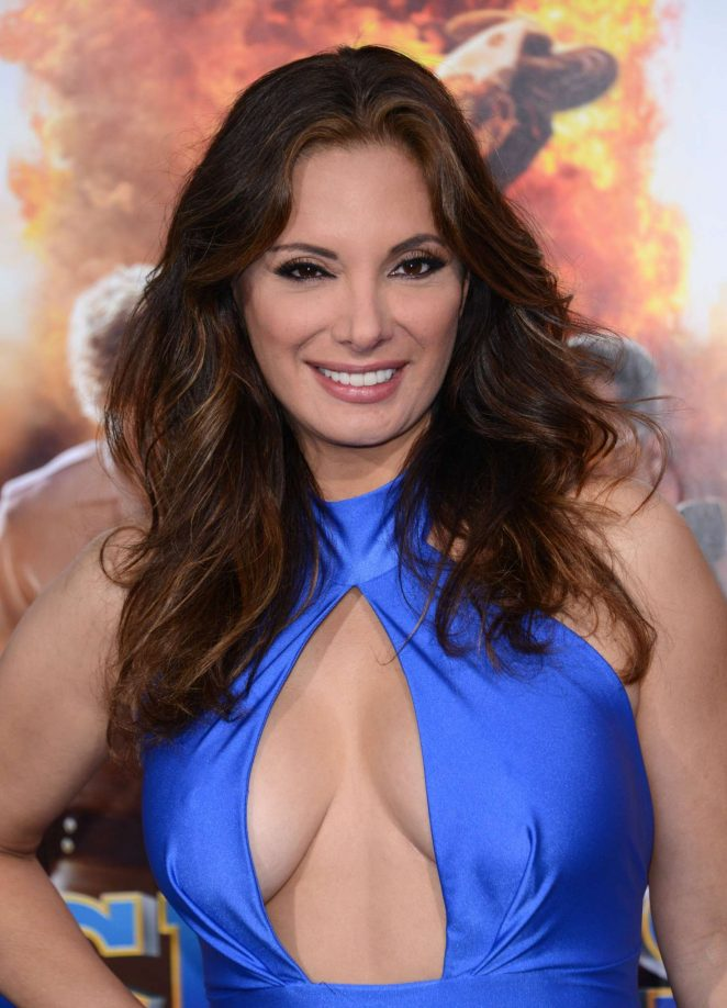 Alex Meneses - 'CHiPS' Premiere in Hollywood Hilary Duff Mean