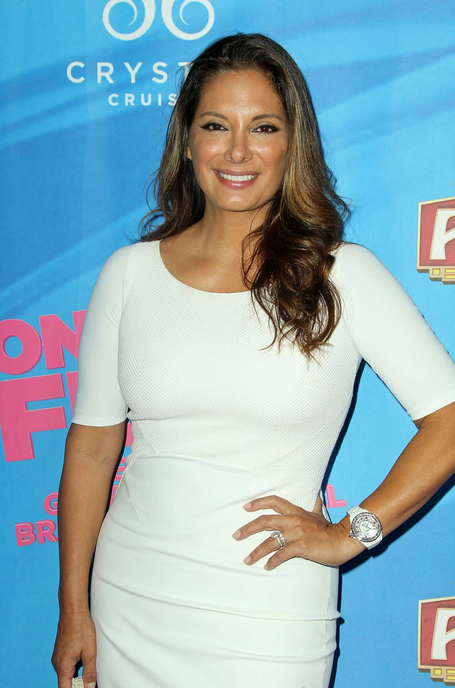 Alex Meneses – 'On Your Feet' Premiere in Hollywood