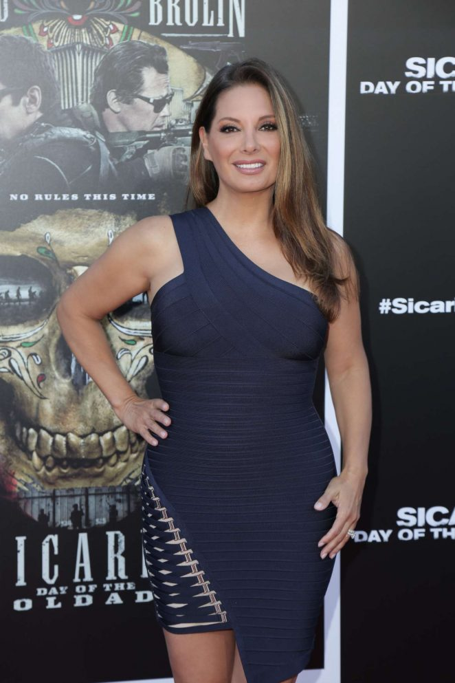 Alex Meneses - 'Sicario: Day of the Soldado' Premiere in Los Angeles