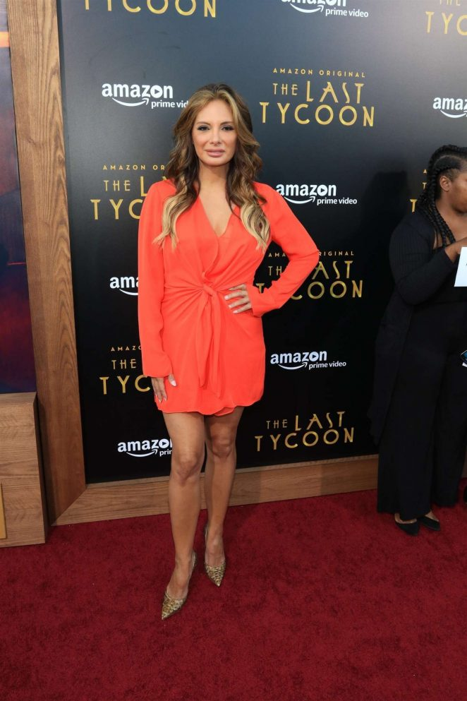 Alex Meneses - 'The Last Tycoon' TV show Premiere in Los Angeles