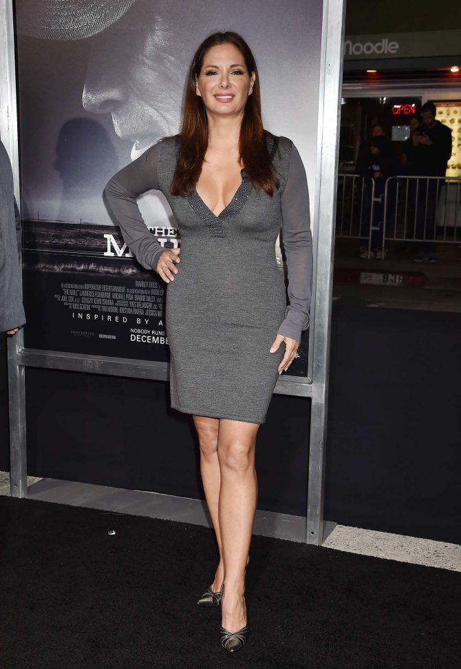 Alex Meneses - 'The Mule' Premiere in Los Angeles