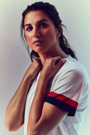 Alex Morgan by Joe Pugliese Photoshoot for Eight by Eight (June 2019)