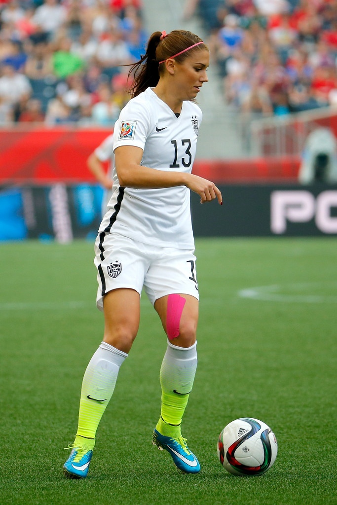 Alex Morgan Fifa Womens World Cup 2015 01 Gotceleb
