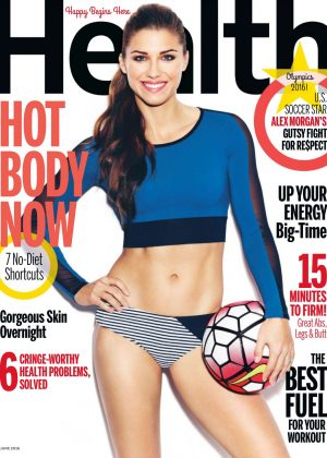 Alex Morgan - Health US Magazine (June 2016)