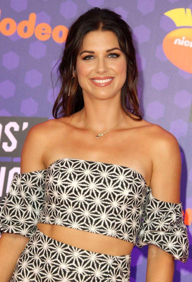Alex Morgan - Nickelodeon Kids' Choice Sports Awards 2018 in Santa Monica
