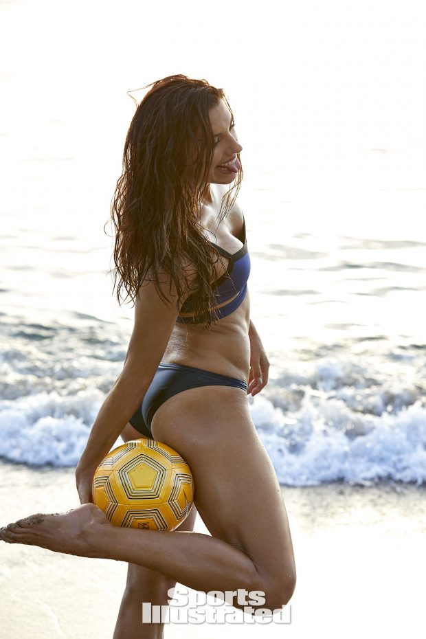 Alex Morgan - SI Sports Illustrated Swimsuit 2019