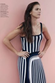 Alex Morgan - Vogue US Magazine (October 2019)