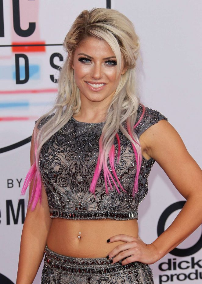 Alexa Bliss - 2018 American Music Awards in Los Angeles