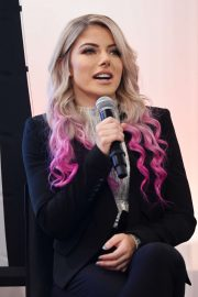 Alexa Bliss - 2019 Adweek Women Trailblazers Panel Discussion in NY