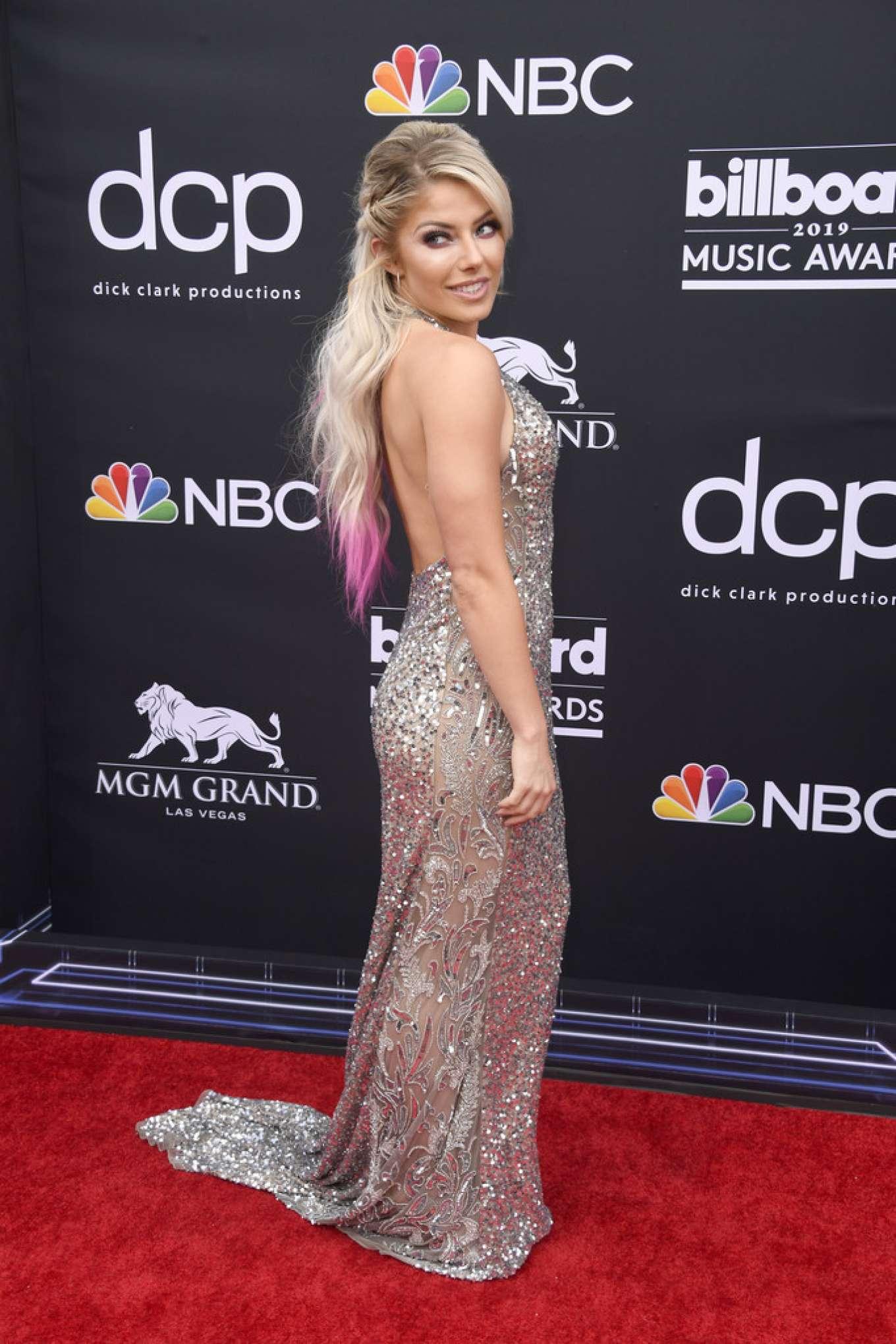 Alexa Bliss 2019 : Alexa Bliss: 2019 Billboard Music Awards in Las Vegas-03