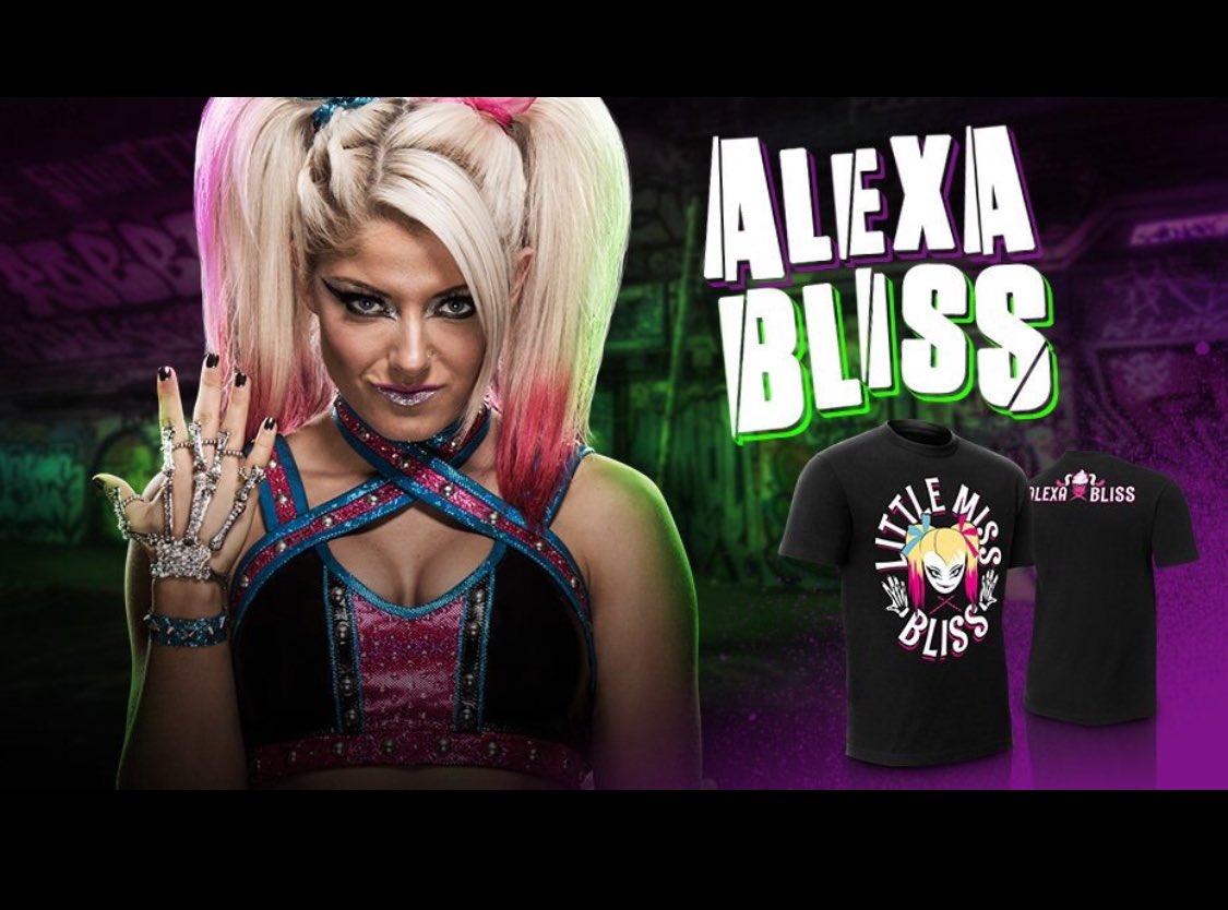 Alexa Bliss 2020 : Alexa Bliss – Instagram and social media-182