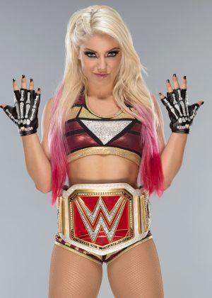 Alexa Bliss - New Raw Women's Championship