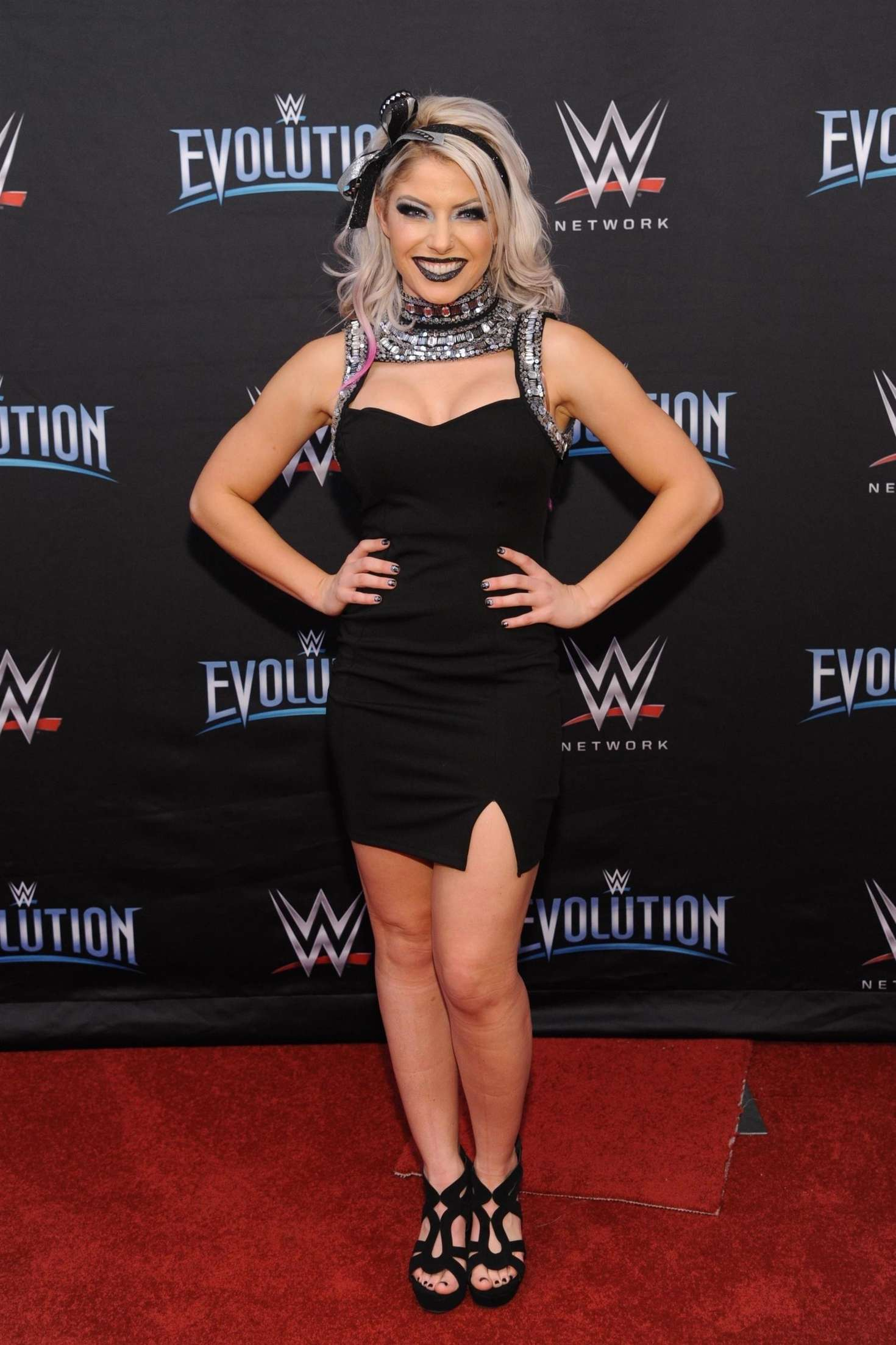 Alexa Bliss - WWE Evolution in New York