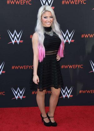 Alexa Bliss - WWE FYC Event in Los Angeles