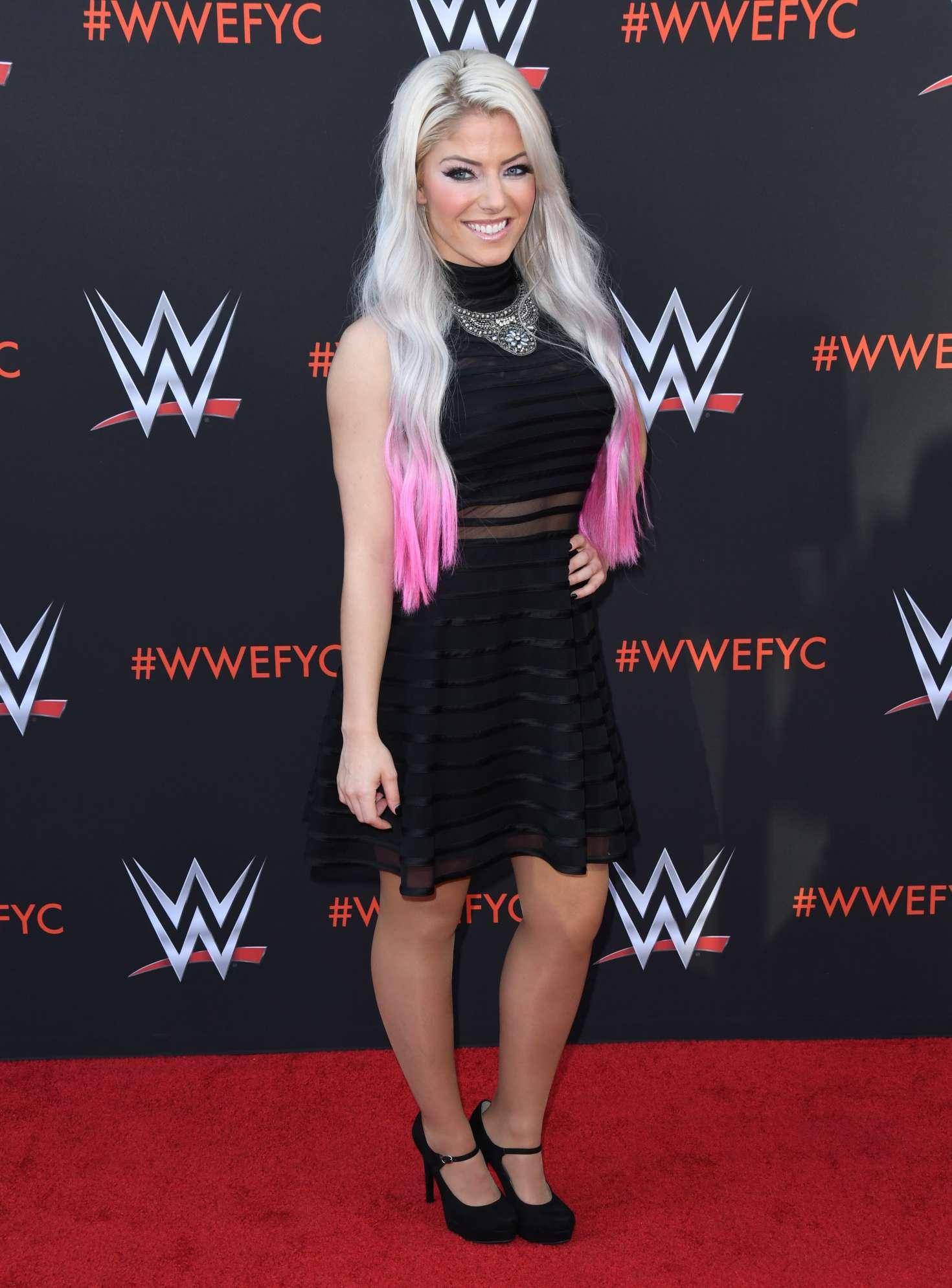 Alexa Bliss 2018 : Alexa Bliss: WWE FYC Event -01