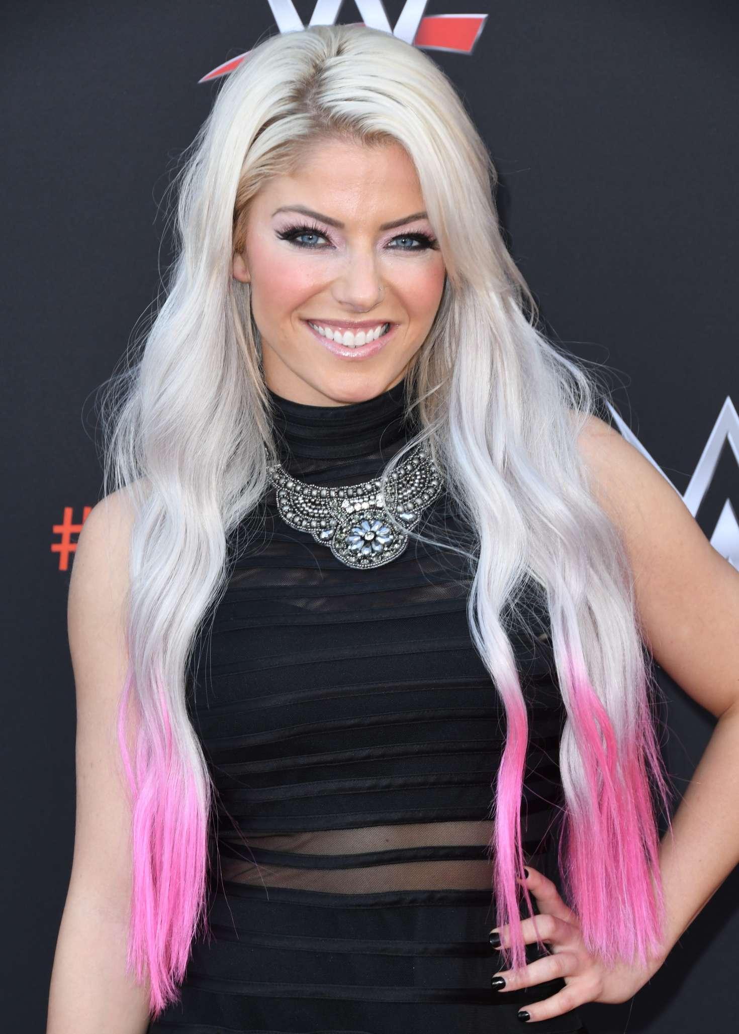 Alexa Bliss 2018 : Alexa Bliss: WWE FYC Event -04