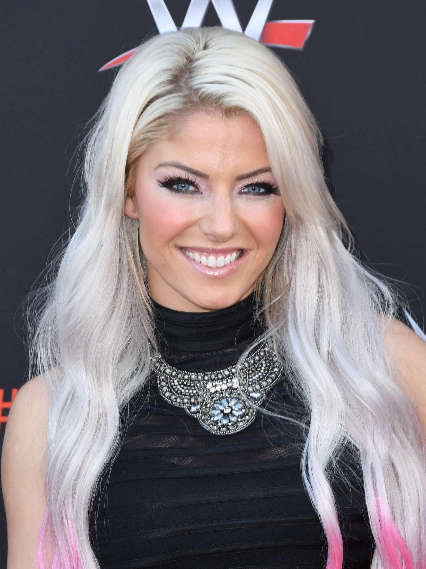 Alexa Bliss 2018 : Alexa Bliss: WWE FYC Event -06