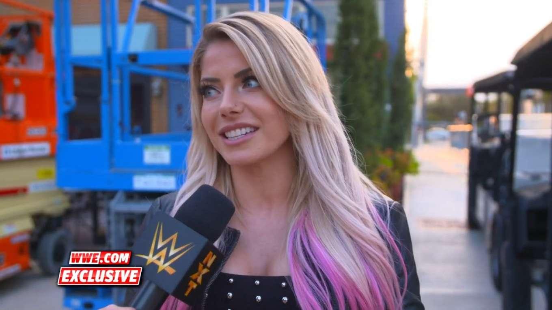 Alexa Bliss - WWE NXT in Orlando