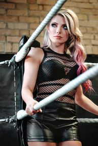 Alexa Bliss - WWE photoshoot (March 2020)