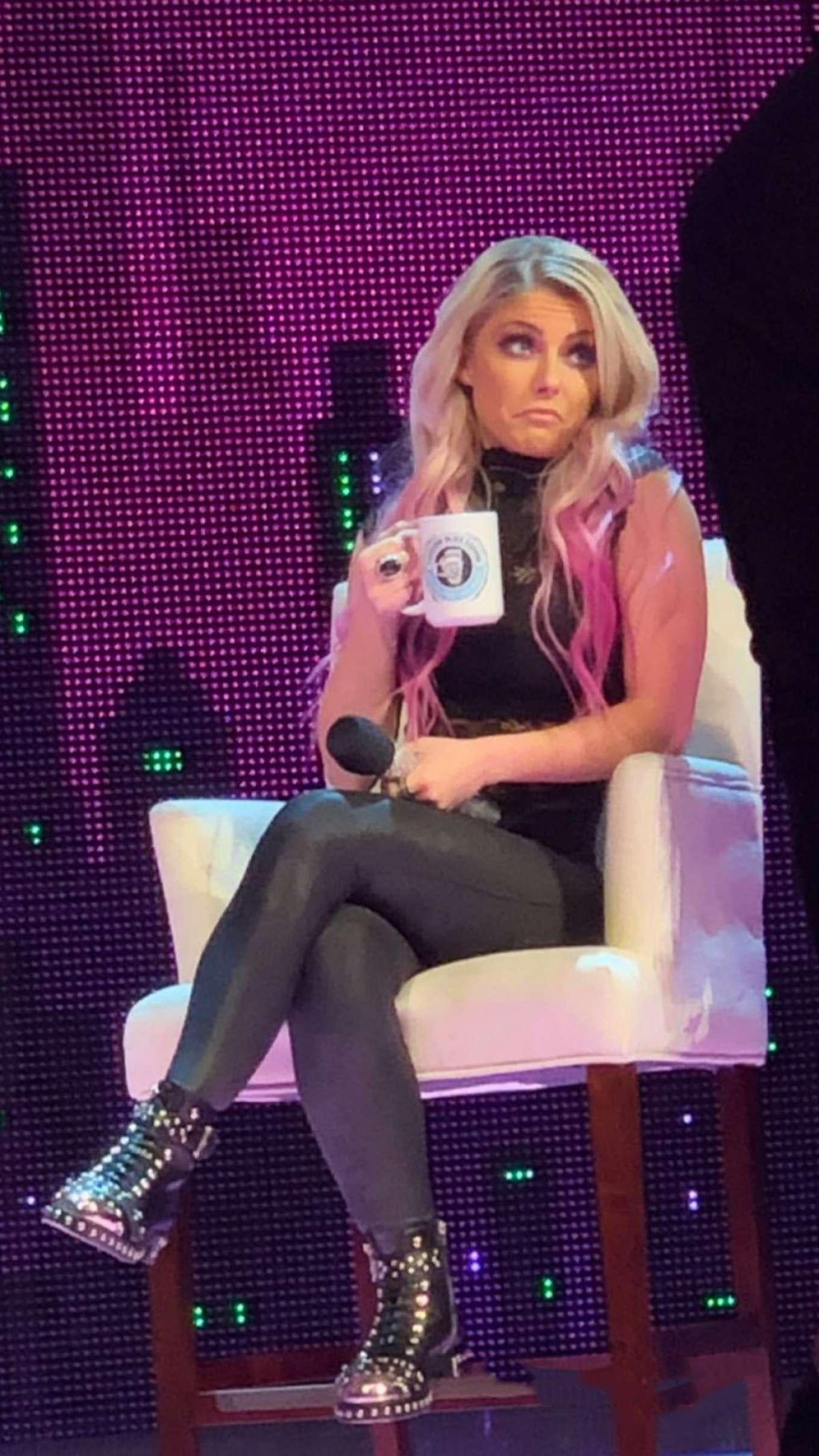 Alexa Bliss - WWE Raw in Tampa