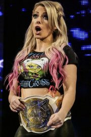 Alexa Bliss - WWE Smackdown in Madison Square Garden in NY