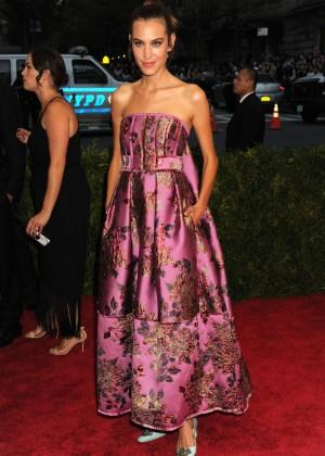 Alexa Chung - 2015 Costume Institute Gala in NYC