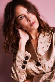 Alexa Chung - Harper's Bazaar UK Magazine (December 2019)
