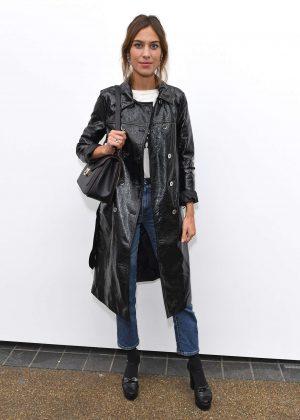 Alexa Chung - House of Holland Show 2016 at London Fashion Week