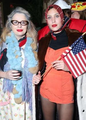 Alexa Chung - My Personal Hell Halloween Party in NY