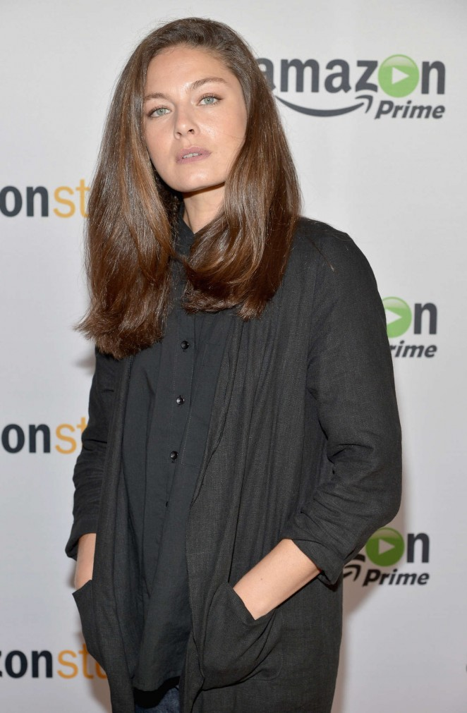 Alexa Davalos - 'The Man in the High Castle' Panel 2015 Summer TCA Tour in Beverly Hills