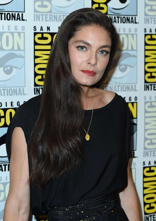 Alexa Davalos - 'The Man in the High Castle' TV Show at 2018 Comic-Con in San Diego